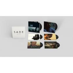 Vinyl Sade - This Far, Sony Music, 2020, 6LP Box