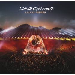 Vinyl David Gilmour - Live At Pompeii, Columbia, 2017, 4LP, Gatefold Sleeve