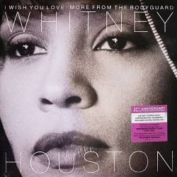 Vinyl Whitney Houston - I Wish You Love: More from the Bodyguard, Arista, 2018, 2LP, ružový vinyl