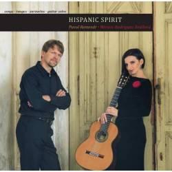 CD/FLAC 5 kanál Hispanic Spirit, Brulová, Remenár (girtara, spev)