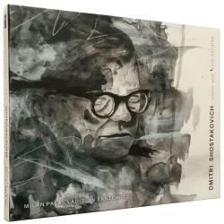 CD/FLAC 5 kanál Dmitri Shostakovich - Violin and Viola Sonatas, 2CD