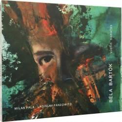 CD/FLAC 5 kanál Béla Bartók - Violin Sonatas