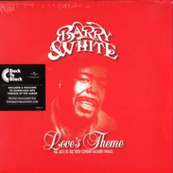 Vinyl Barry White - Love's Theme: the Best of, Universal, 2018, 2LP