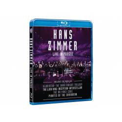 Blu-ray Hans Zimmer - Live in Prague, Eagle Rock Entertainment, 2017