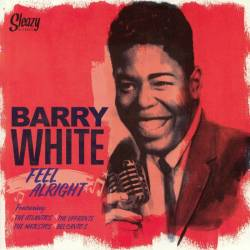 Vinyl Barry White - Feel Alright, Sleazy, 2020, 180g, farebná LP