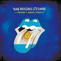 Vinyl Rolling Stones – Bridges to Buenos Aires, Eagle Rock Entertainment, 2019, 3LP, Priehľadný modrý vinyl