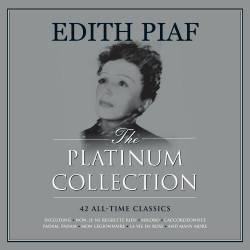 Vinyl Edith Piaf – Platinum Collection, Not Now, 2018, 3LP, Gatefold, Coloured Vinyl