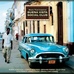 Vinyl Buena Vista Social Club - Music that Inspired Buena Vista Social Club, Not Now, 2015, 2LP, 180g
