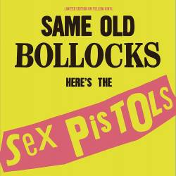 Vinyl Sex Pistols - Same Old Bollocks, Coda, 2018, Coloured Vinyl