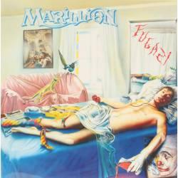 Vinyl Marillion - Fugazi, EMI, 2012