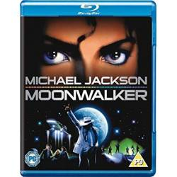 Blu-ray Michael Jackson - Moonwalker, Warner Home Video, 2010, Britská verzia