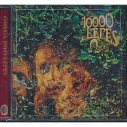 CD Omega - 10000 Lépés, Perific, 2017