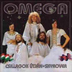 CD Omega – Csillagok Útján / Skyrover, Perific, 2011