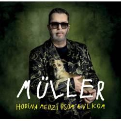Vinyl Richard Müller - Hodina medzi psom a vlkom, Universal, 2020, 2LP