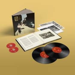 Vinyl Buena Vista Social Club - Buena Vista Social Club - 25. výročie, Warner, 2021, 2LP + 2CD, 40 strnová knižka, 2 x 12'' obrázky