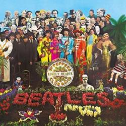 Vinyl Beatles - Sgt. Pepper's Lonely Hearts Club Band, Apple, 2017, Picture vinyl
