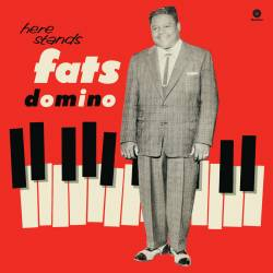 Vinyl Fats Domino - Here Stands Fats Domino, Wax Time, 2017, 180g, 2 Bonus Tracks, Download