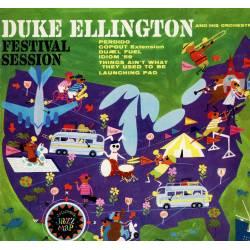 Vinyl Duke Ellington – Festival Session, Spiral, 2017, 180g, Bonusové skladby 6 a 12, Limitovaná edícia
