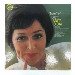 Vinyl Anita O'Day – Trav'lin' Light, Spiral, 2017, 180g, Limitovaná edícia 500ks
