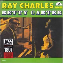 Vinyl Ray Charles, Betty Carter – Ray Charles & Betty Carter, Spiral, 2017, 180g, Limitovaná edícia 500ks
