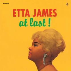 Vinyl Etta James - At Last!, Glamourama, 2019, 2LP, 180g, HQ, Bonus 7'' Single