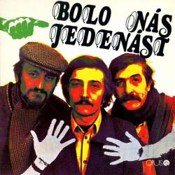 Vinyl Milan Lasica, Július Satinský, Jaro Filip - Bolo nás jedenásť, Opus