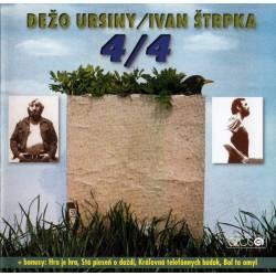 Vinyl Dežo Ursíny & Strpka Ivan - 4/4, Opus