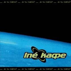 Vinyl Iné Kafe - Je tu niekto?, 140g