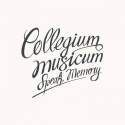 Vinyl Collegium Musicum - Speak memory