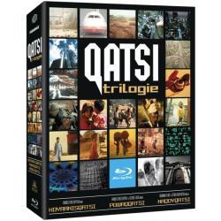 Blu-ray Quatsi Trilogie 3BD
