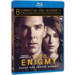 Blu-ray Kód Enigmy, The Imitation Game