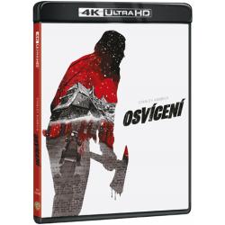 Blu-ray Osvícení, UHD + BD, CZ dabing
