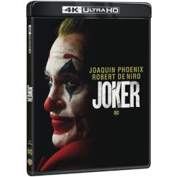 Blu-ray Joker, UHD + BD, CZ dabing