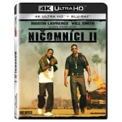Blu-ray Ničomníci II, UHD + BD, CZ dabing