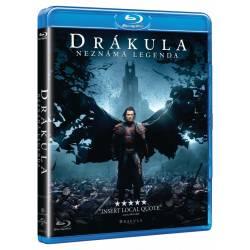 Blu-ray Drákula: Neznámá Legenda, Dracula: Untold