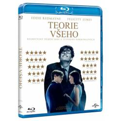 Blu-ray Teorie Všeho, The Theory Of Everything