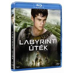 Blu-ray Labyrint: Útěk, The Maze Runner