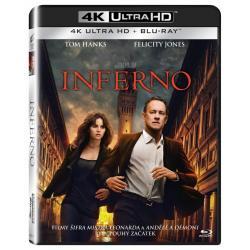 Blu-ray Inferno, UHD + BD, CZ dabing