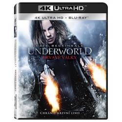 Blu-ray Underworld: Krvavé války, Underworld: Blood Wars, UHD + BD, CZ dabing