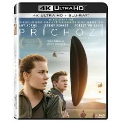 Blu-ray Příchozí, Arrival, UHD + BD, CZ dabing