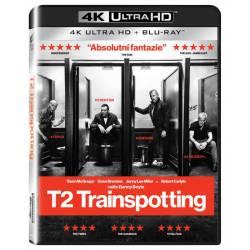 Blu-ray T2 Trainspotting, UHD + BD, CZ dabing