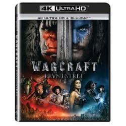 Blu-ray Warcraft: První střet, Warcraft, UHD + BD, CZ dabing