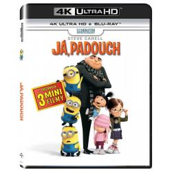 Blu-ray Já padouch, Despicable Me , UHD + BD, CZ dabing