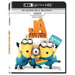 Blu-ray Já padouch 2, Despicable Me 2, UHD + BD, CZ dabing