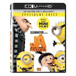Blu-ray Já, padouch 3, Despicable Me 3, UHD + BD, CZ dabing