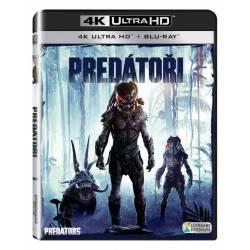 Blu-ray Predátoři, Predators, UHD + BD, CZ titulky