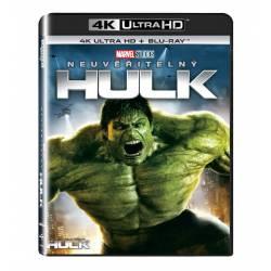 Blu-ray Neuveřitelný Hulk (2008), The Incredible Hulk, UHD + BD, CZ dabing