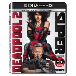 Blu-ray Deadpool 2, UHD + BD, CZ dabing
