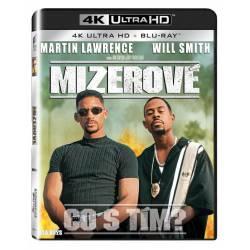 Blu-ray Mizerové, Bad Boys, UHD + BD, CZ dabing