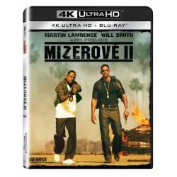 Blu-ray Mizerové II, Bad Boys II, UHD + BD, CZ dabing